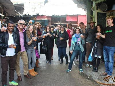 יום כיף לעובדים בתל אביב
