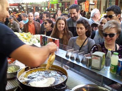 סיור מעורר תיאבון בנחלאות ושוק מחנה יהודה