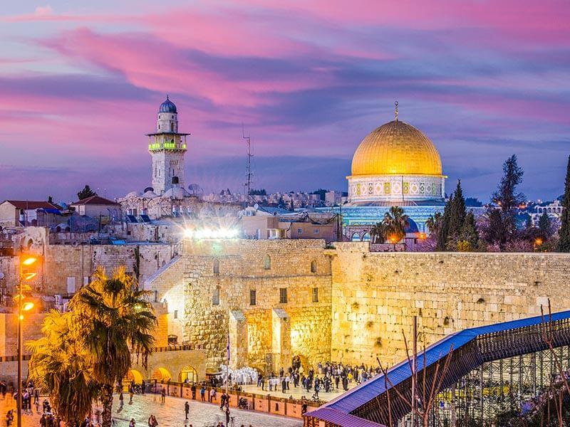 ימי כיף בירושלים