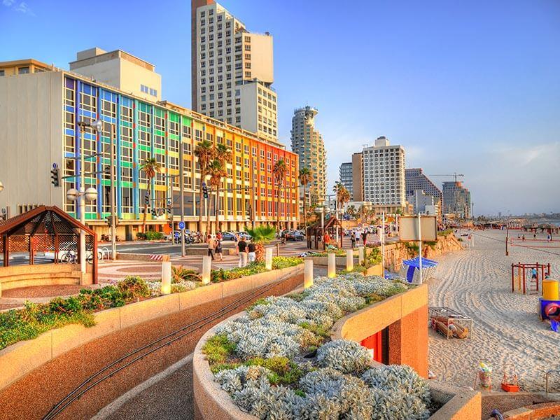 ימי כיף בתל אביב